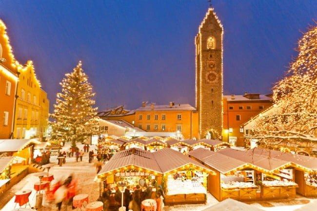 Provincia di bolzano mercatini di natale 2018 for Trento e bolzano