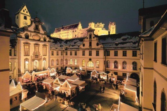 Natale Romantico Mercatini di Natale di Fussen