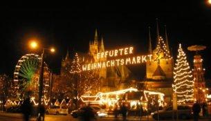 Erfurt Mercatini di Natale