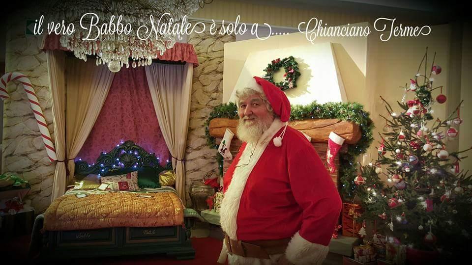 Paese Natale Di Babbo Natale.Paese Di Babbo Natale Chianciano Mercatini Di Natale 2018