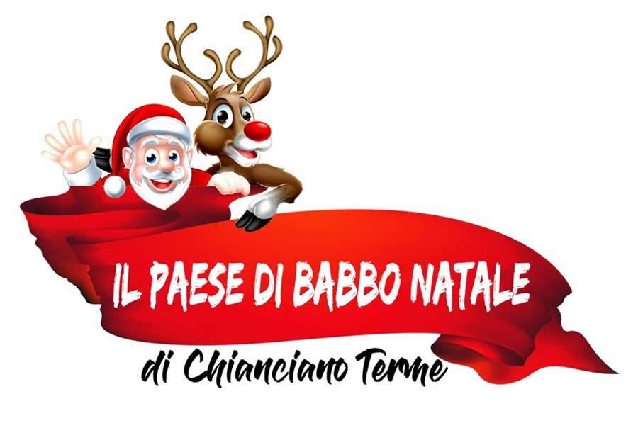 Paese di Babbo Natale Chianciano Terme Mercatini di Natale 2020