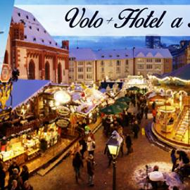 Super Promo Mercatini di Natale a Francoforte Volo + Hotel formula roulette