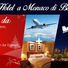 Super Promo Mercatini di Natale a Monaco Volo+ Hotel formula roulette