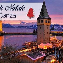 Tour Mercatini di Natale e Lago di Costanza