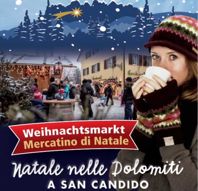 San candido mercatini di natale 2018 tutte le informazioni for Aparthotel bressanone