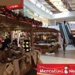 Mercatino di Natale al Tiare Shopping Centre di Villesse (GO)