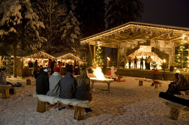 Mayrhofen Mercatini di Natale 2017