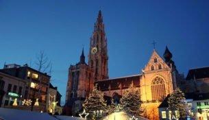 Mercatino di Natale ad Anversa