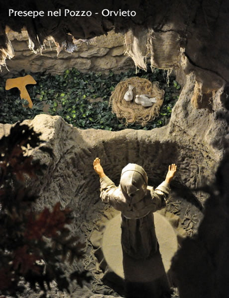 27° Presepe nel Pozzo - Orvieto -