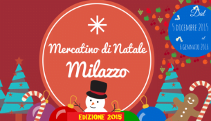 Milazzo Mercatini di Natale 2016