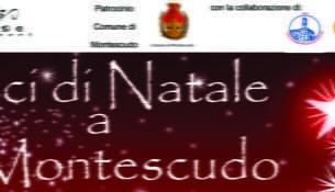 Montescudo Mercatini di Natale 2017