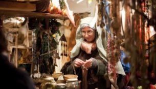 Esslingen Mercatino di Natale Medioevale