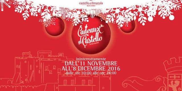 Castello di Limatola Mercatini di Natale 2016