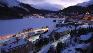 St. Moritz Mercatini di Natale 2016