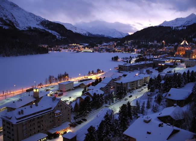 St. Moritz Mercatini di Natale 2017