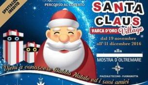Mostra D'oltremare Napoli Mercatini di Natale 2017