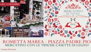 Rometta Mercatini di Natale 2017