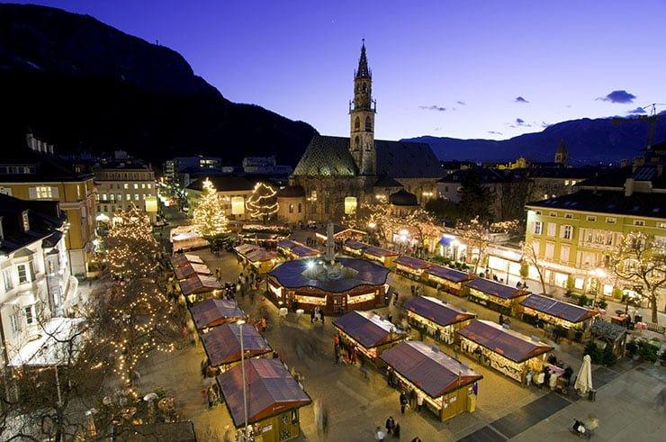 Mercatini Di Natale Bolzano 2018.Mercatini Di Natale Bolzano 2019 Date Programmi Eventi
