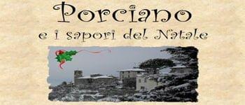 Mercatino Natale Toscana Porciano di Lamporecchio