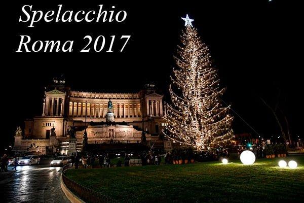 Spelacchio Roma 2017
