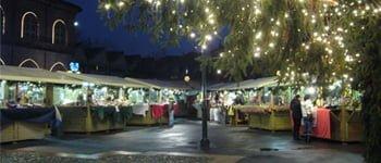 Mercatini di natale torino tutte le informazioni utili for Borgo dora torino