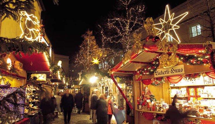 mercatini natale svizzera Basilea