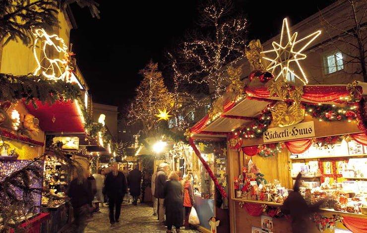 Immagini Mercatini Natale.Svizzera Mercatini Di Natale 2019 Tutte Le Informazioni
