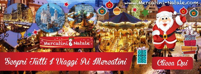 viaggi organizzati Mercatini di Natale
