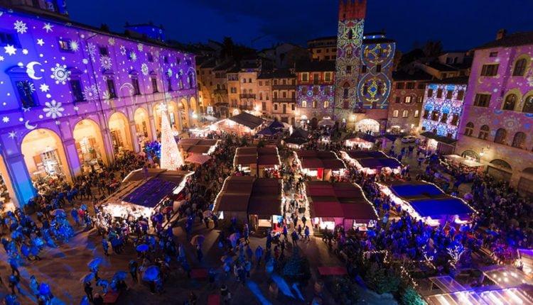 Mercatino di Natale Arezzo Villaggio Tirolese