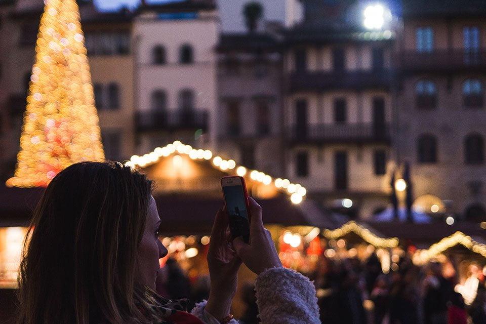 Babbo Natale 8 Gallery.Arezzo Mercatini Di Natale 2019 Villaggio Tirolese