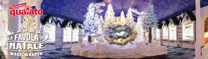 Favola di Natale Magic Garden