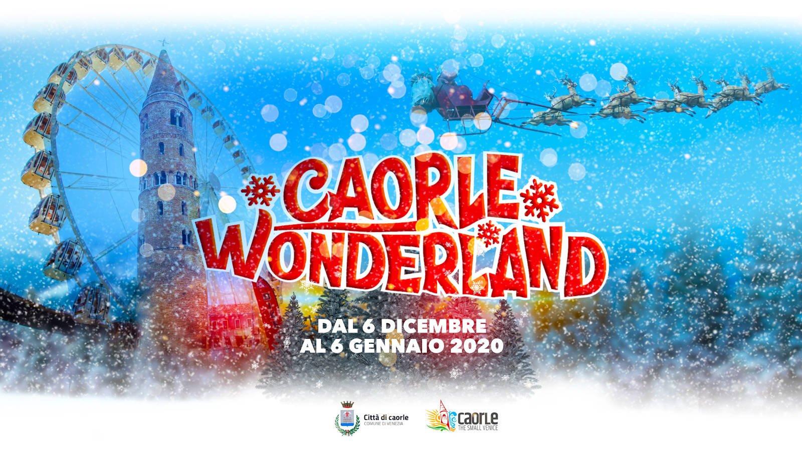 Caorle Wonderland, la magia del Natale a Caorle