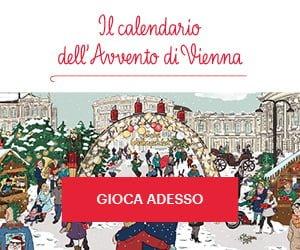 Calendario Avvento Vienna 2018