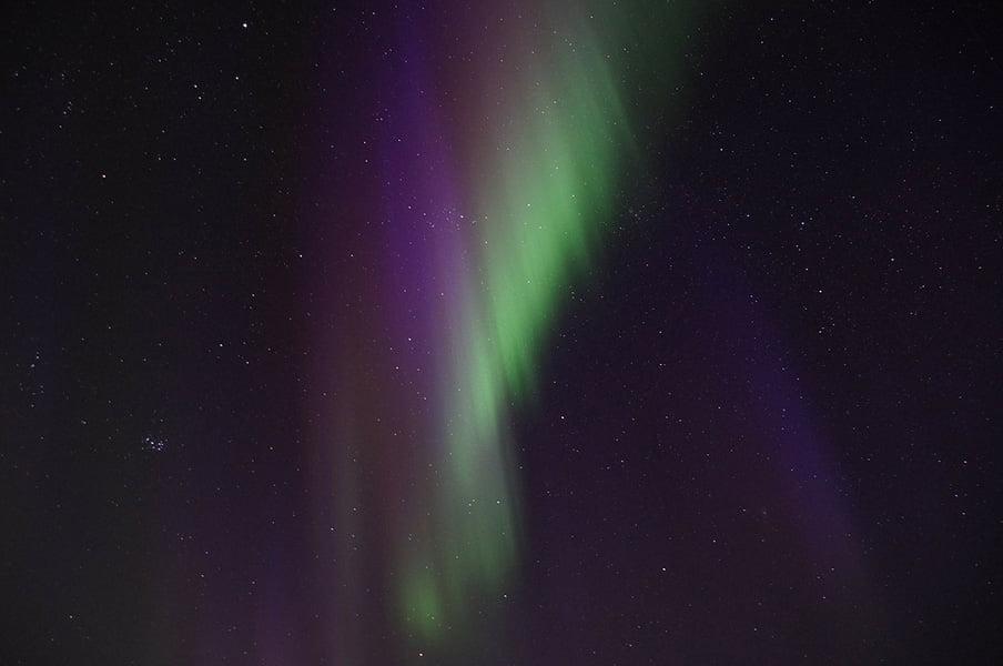 Aurora Boreale alla Casa di Babbo Natale