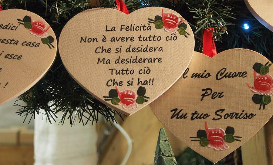 Regali di Natale ai Mercatini di Natale