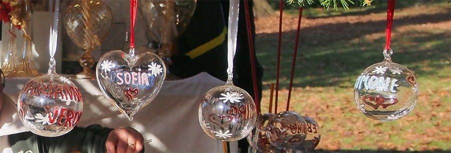 Regali di Natale ai Mercatini di Natale di Levico Terme