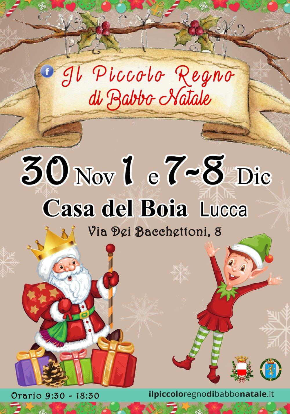 Mercatini di Natale in Toscana Lucca