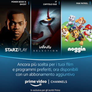 Amazon Prime Video un mese Gratis