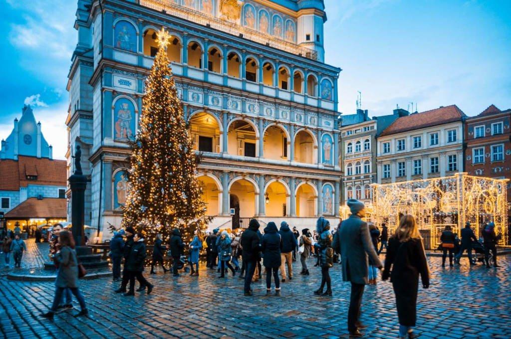 Mercatini di Natale di Poznan