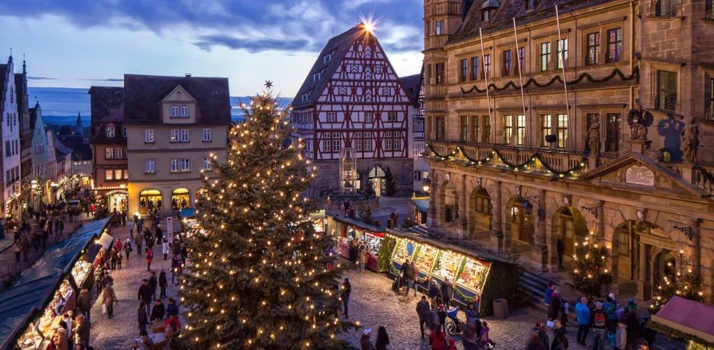 Mercatini di Natale di Rothenburg
