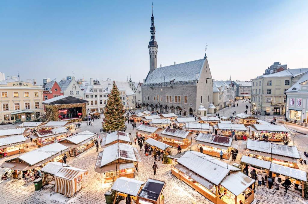 Mercatini di Natale di Tallinn