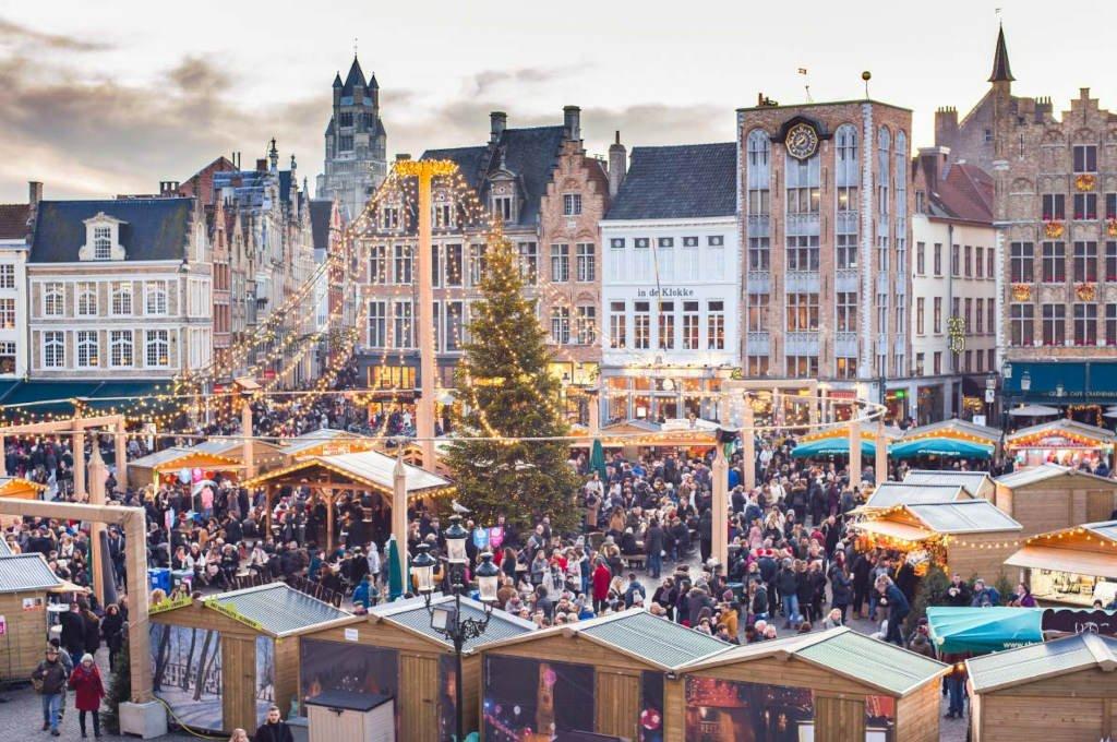 Mercatini di Natale di Bruges
