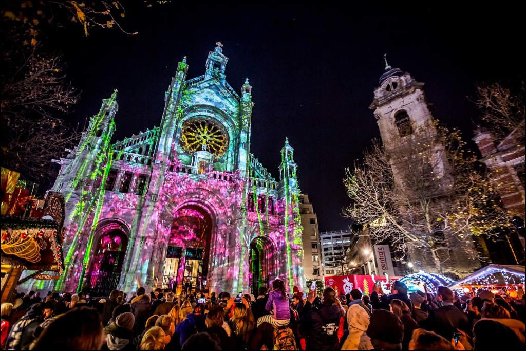 Mercatini di Natale di Bruselles