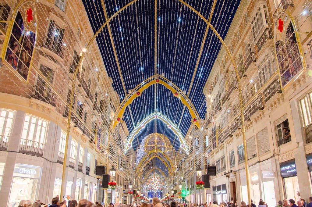Mercatini di Natale di Malaga