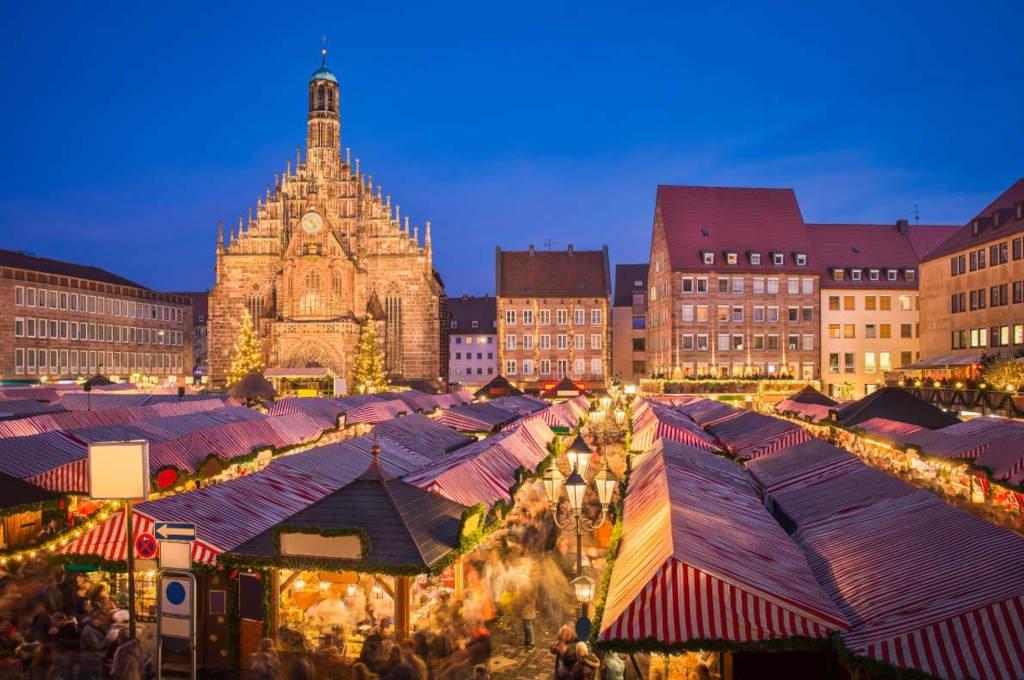 Mercatini di Natale di Norimberga