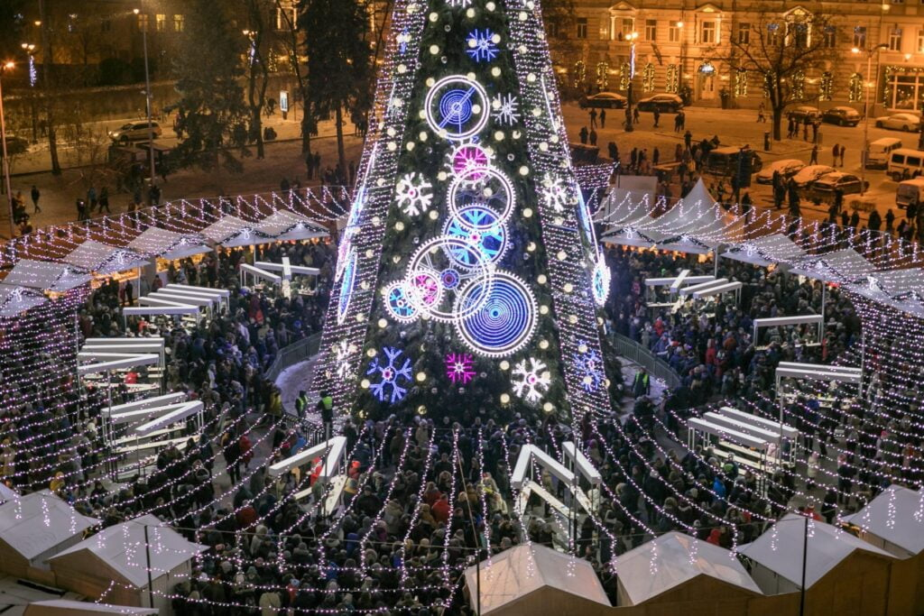 Mercatini di Natale di Vilnius